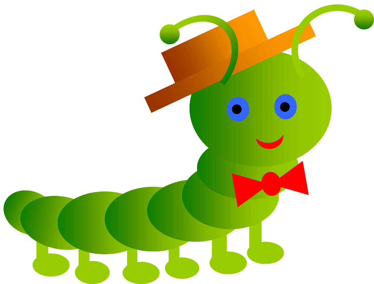 inchworms